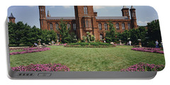 Smithsonian Institution Building Portable Battery Charger