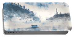 Smoke On The Water  Portable Battery Charger