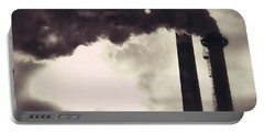 Smoke Stack Portable Battery Charger