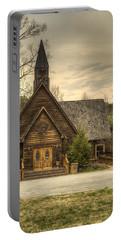 Smokey Mountain Love Chapel 2 Portable Battery Charger