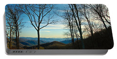 Smoky Mountain Splendor Portable Battery Charger