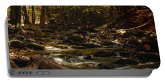 Smoky Mountain Stream Portable Battery Charger