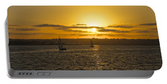 Smooth Sailing Portable Battery Charger by Claudia Ellis