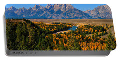 Snake River Overlook Portable Battery Charger