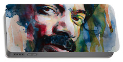 Snoop Dogg Portable Battery Charger by Laur Iduc