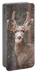 Snow Deer 1 Portable Battery Charger