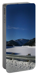 Snow Lake Portable Battery Charger by Jewel Hengen