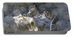 Snow Leopard    No.2 Portable Battery Charger