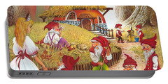 Snow White And The Seven Dwarfs Portable Battery Charger
