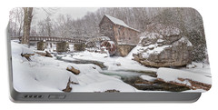 Snowglade Creek Grist Mill 1 Portable Battery Charger