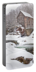 Snowglade Creek Grist Mill Portable Battery Charger