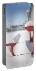 Snows Of New York Portable Battery Charger