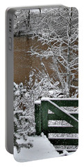 Snowy River Gate Portable Battery Charger