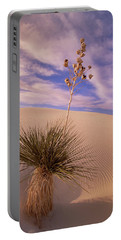 Soaptree Yucca  On Dune White Sands Portable Battery Charger