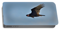 Portable Battery Charger featuring the photograph Soaring by David Porteus