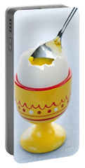 Soft Boiled Egg In Cup Portable Battery Charger