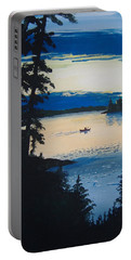 Solitude Portable Battery Charger by Norm Starks