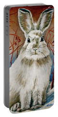 Some Bunny Is Charming Portable Battery Charger