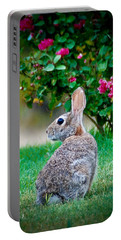 Some Bunny Loves You Portable Battery Charger