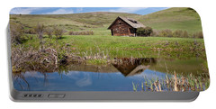 Portable Battery Charger featuring the photograph Somebody's Dream by Jack Bell