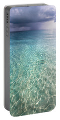 Somewhere Is Rainy. Maldives Portable Battery Charger