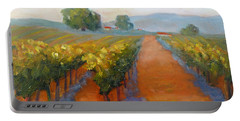 Sonoma Vineyard Portable Battery Charger