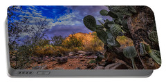Sonoran Desert 54 Portable Battery Charger by Mark Myhaver