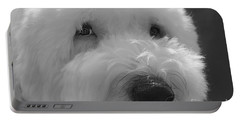 Soulful Eye's Old English Sheep Dog Portable Battery Charger