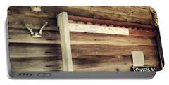 South Carolina Hunting Cabin Portable Battery Charger