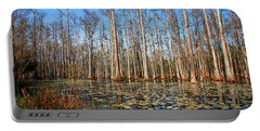 South Carolina Swamps Portable Battery Charger