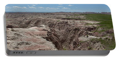 South Dakota Badlands Portable Battery Charger