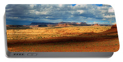 Southeastern Utah Desert Panoramic Portable Battery Charger