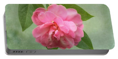 Southern Camellia Flower Portable Battery Charger