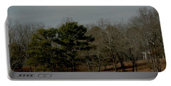 Portable Battery Charger featuring the photograph Southern Landscape by Lesa Fine