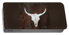 Southwestern Influence Portable Battery Charger