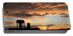 Water Towers On Southwold Common Portable Battery Charger
