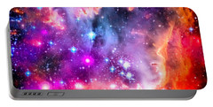 Space Image Small Magellanic Cloud Smc Galaxy Portable Battery Charger