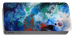 Spark Of Life Canvas One Portable Battery Charger