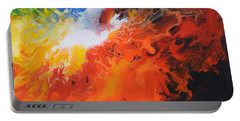 Spark Of Life Canvas Three Portable Battery Charger