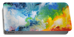Spark Of Life Canvas Two Portable Battery Charger