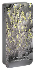 Sparkling Christmas Portable Battery Charger
