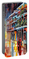 French Quarter Portable Battery Chargers