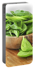 Spinach Portable Battery Charger