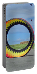 Portable Battery Charger featuring the photograph Spinning In A Circle by E Faithe Lester