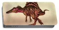 Spinosaurus Dinosaur Portable Battery Charger