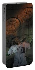Spirit Of Detroit Tigers Portable Battery Charger