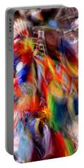 Spirits 3 Portable Battery Charger by Joe Kozlowski