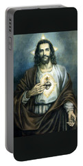 Spiritual Beauty Portable Battery Charger by Munir Alawi