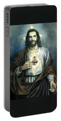 Spiritual Beauty Portable Battery Charger