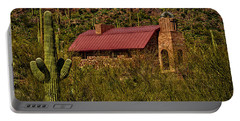 Portable Battery Charger featuring the photograph Spiritual Oasis by Mark Myhaver